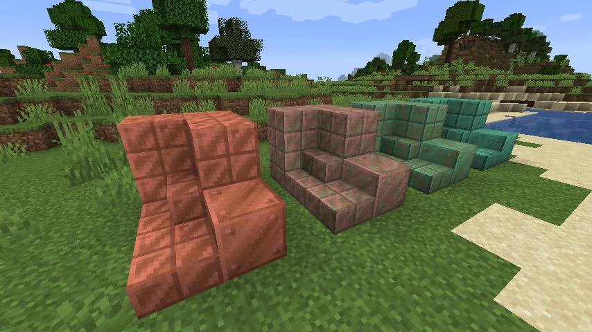 銅ブロック